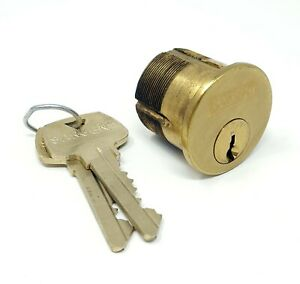 Sargent 1 1 8 Mortise Cylinder Us4 Finish Rc Keyway Replacement Locksmith