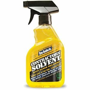 Orange Sol 10022 Contractor Solvent 12 Oz Carpet Cleaning Products