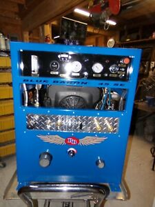 Truck Mount Extractor Blue Baron 45 Se Package Deal