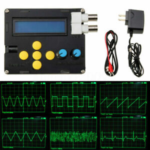 Premium 9v Lcd Dds Function Signal Generator Sine Square Triangle Low Frequency