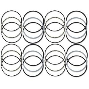 Mms2182 Piston Ring Set 4 cylinder Fits Minneapolis Moline