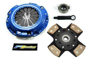 Fx Stage 3 Clutch Kit For Chrysler Dodge Daytona Lebaron Shadow Spirit Turbo Nt
