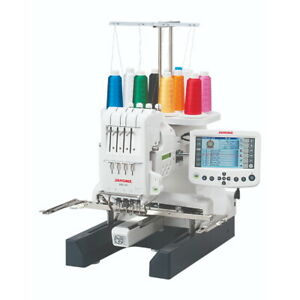 Janome Mb 4s Commercial 4 Needle Embroidery Machine Refurbished