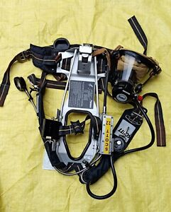 Scott 2 2 Self contained Breathing Apparatus scba Set