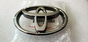 95 01 New Toyota Tacoma Pickup T100 4 Runner Front Grille Emblem 96 97 98 99 00
