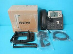New Yealink Professional Gigabit Ip Phone Sip t23g Business Office Telephone