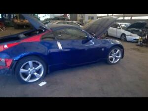 Differential Carrier Convertible Manual Transmission 3 538 Ratio Fits 03 09 350z
