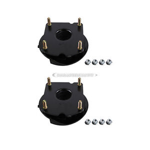 For Ford Edge Mustang Lincoln Mkx Pair Front Monroe Strut Mounts Dac