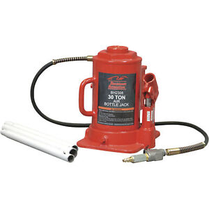 Blackhawk Automotive Air Manual Hydraulic Jack 30 Ton Bh2308