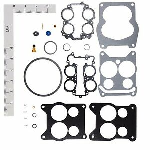 Holley 4 Barrel 4360 Spreadbore Carburetor Kit Qjet Replacement Gm V8