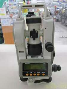 Nikon Electronic Theodolite Ne10lc From Japan Excellent Collection Shippingfree