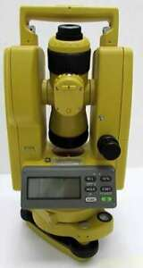 Topcon Digital Theodolite Dt214 157379 Collection Series Shippingfree From Japan