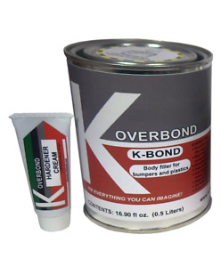 Body Filler For Bumpers And Plastics K Bond