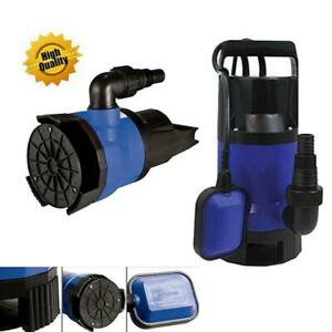 1 2hp 2000gph Submersible Dirty Clean Water Pump Swimming Pool Flood Flooding Us