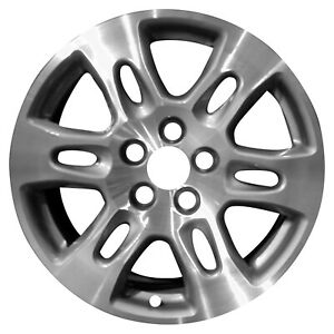 Brand New Replacement 18 Alloy Wheel Rim For 2007 2008 2009 Acura Mdx