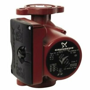 Grundfos Ups 15 58 Fc Cast Iron Recirculation Pump