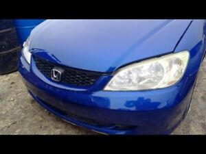 Hood Coupe Fits 04 05 Civic 1122445