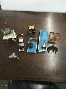 Gm Delco Switch Lot Misc Parts New Used