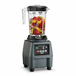 Waring Products Cb15tp Electronic 1 Gallon Ex Hd 3 Speed Food Blender