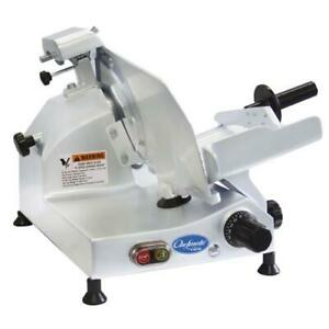 Globe C9 9 In Chefmate Compact Light Duty Manual Slicer