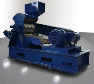 Turbo Mill For Cable Copper Scrap And Other Materials That Need Densification