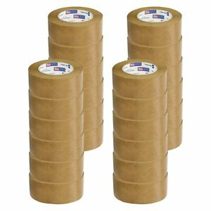 1152 Rolls 2 X 60 Yards Flat Back Packing Tape Box Brown Tapes 5 5 Mil