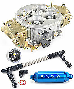 Holley 0 9375 1k 4500 Hp Dominator Race Carb Kit Includes