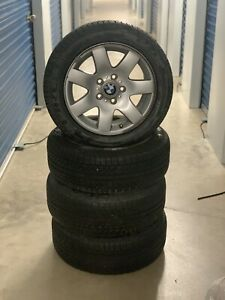 Bmw Car Tires X 4