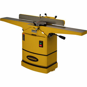 Powermatic 6in Jointer 1 Hp 1 Ph 115 230v Model 54a