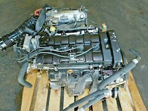 Jdm 90 01 Acura Integra Rs Lsgs B18a1 Engine Free Shipping