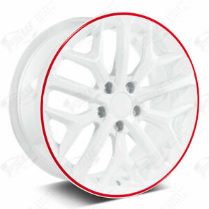 18 Wheels White Fit Honda Accord Civic Prelude Crv 5x114 3 Si Style Rims