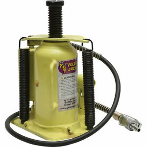 Esco Air Hydraulic Bottle Jack 20 Ton 10446