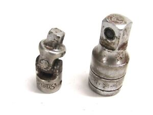 Snap On Sk Tools Sockets 1 4 Universal Tmu8 3 8 Extension 45159 Rusted