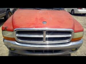 Rear Bumper Chrome Fits 97 04 Dakota 1152937