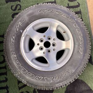 Jeep Grand Cherokee Oem Wheel 1996 1997 1998