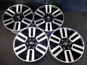 4 Toyota 4 Runner Fj Cruiser Tacoma Wheels Rims Caps 20