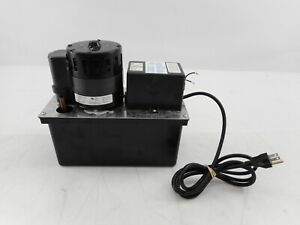 Little Giant Vcl 45uls Vc Series Automatic Condensate Removal 1 5 Hp Pump