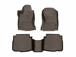 Weathertech Floorliner Mats 20 21 Subaru Outback Legacy 1st 2nd Row Cocoa