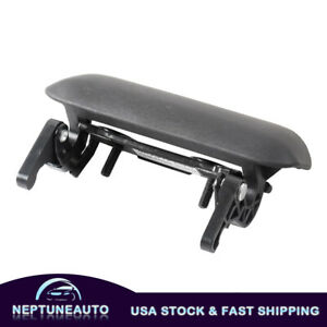 Black Tailgate Rear Door Handle For 1998 11 Ford Ranger 1l5z9943400aaa