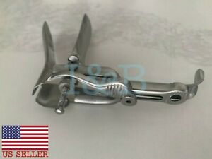 Graves Vaginal Speculum Large Ob gyno Surgical Instruments