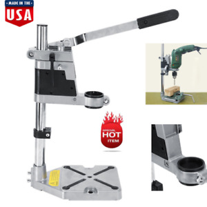 Top Bench Clamp Drill Press Stand Workbench Repair Drilling 38 43mm