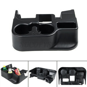 Center Console Cupholder Cup Holder Insert For Dodge Ram 1500 2500 3500 03 12 Us