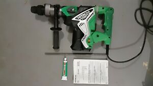 Rotary Hammer Drill Dh 40mry Sds Max Hitachi Never Used