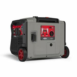 P4500 Power Smart Series Inverter Generator With Electric Start Co Guard And