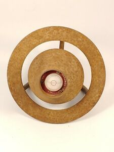 Vintage Rare Bubble Balancer Wheel Tire Balancing Vee Instrument Co Top Only