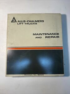 Allis chalmers Maintenance Manual For Form Lt 421 Electrical cooling Systems