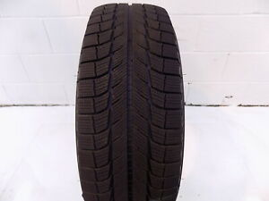 P235 60r18 Michelin Latitude X ice Xi2 Used 235 60 18 107 T 10 32nds