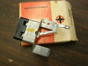 Nos Oem Ford 1966 1967 Fairlane Single 1 Speed Wiper Switch