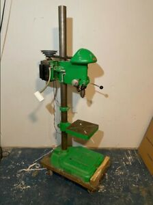 new Markdown Vintage Atlas Drill Press Model 1080 Refurbished Works Great