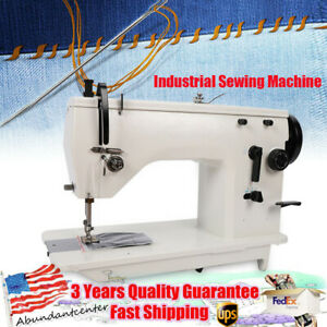Portable Industrial Sewing Machine Head Gear Winding For Denim Embroidery Etc